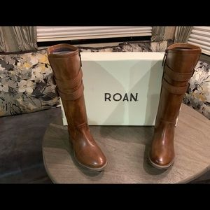 Roan by bed Stu. Women's. Leather boots